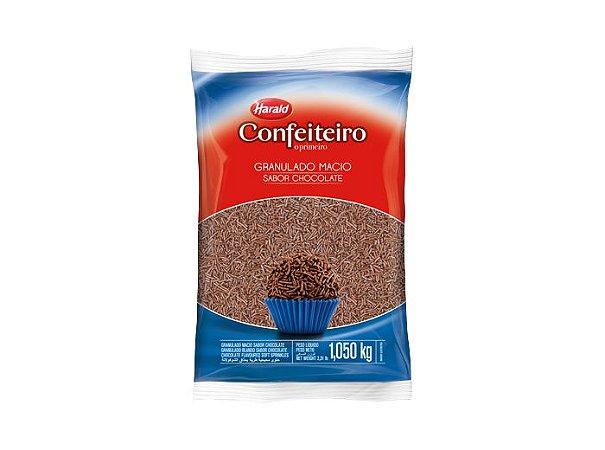 Chocolate Granulado Confeiteiro Harald 1,05kg