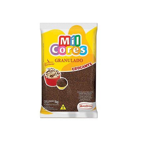 Chocolate Granulado Crocante Mavalério 1,05kg