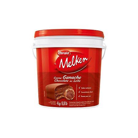 Ganache Harald Chocolate ao Leite 4kg