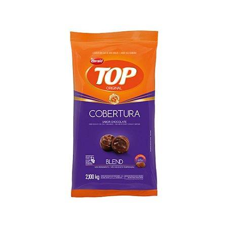 Chocolate Gotas Top Blend Harald 2,1kg
