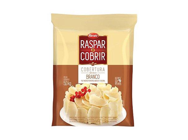 Chocolate Raspar Harald Branco 5kg