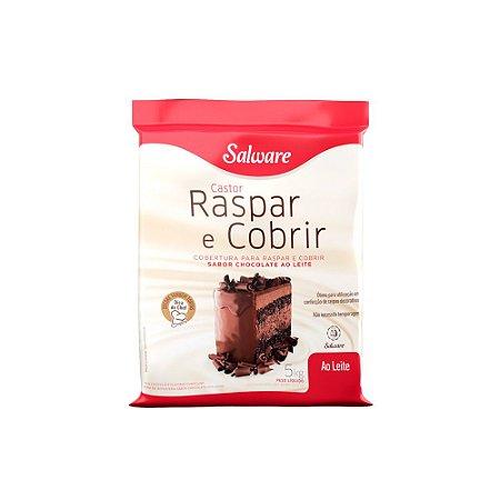 Chocolate Raspar Castor Ao Leite 5Kg