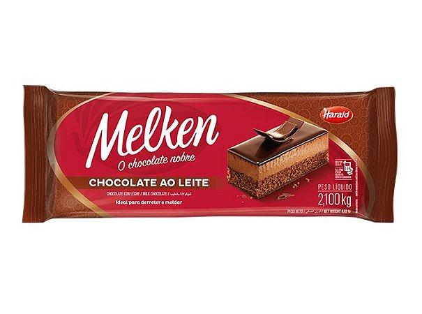 Chocolate Melken Ao Leite 2,1kg