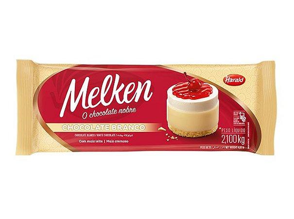 Chocolate Melken Branco 2,1kg