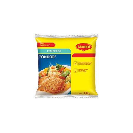 Tempero Completo Fondor Nestlé 1,1kg