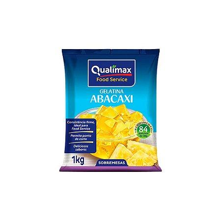 Gelatina Abacaxi Qualimax 1kg