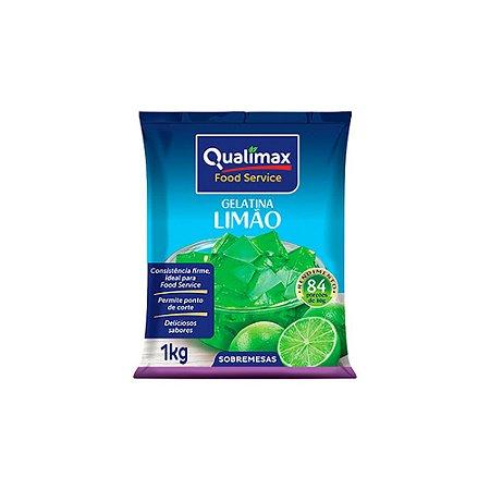 Gelatina Limão Qualimax 1kg