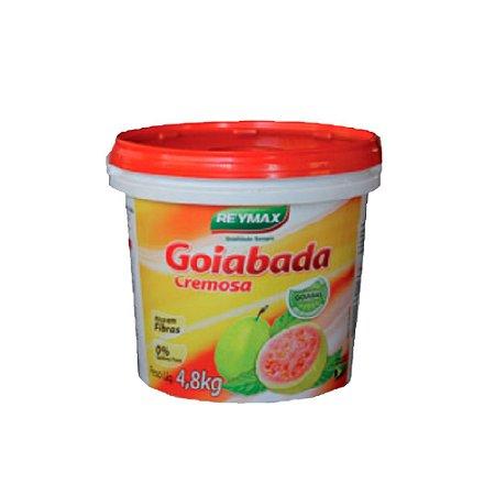 Goiabada Reymax Cremosa 4,8kg