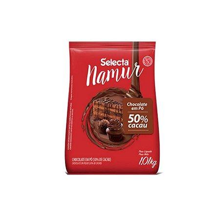 Chocolate em Pó 50% Duas Rodas Selecta Namur 1,01kg