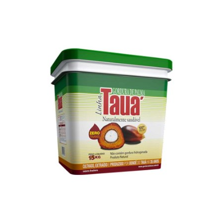Gordura de Palma Tauá 14,5kg