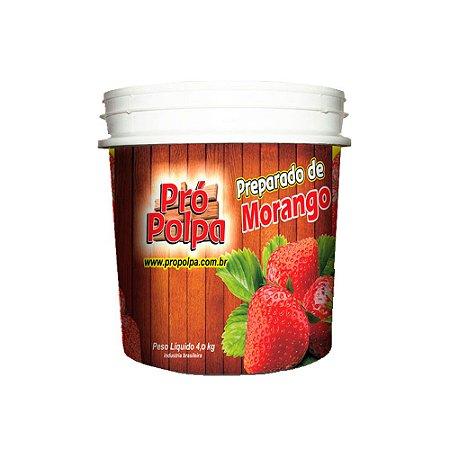 Polpa Pró Polpa Morango  4,3kg