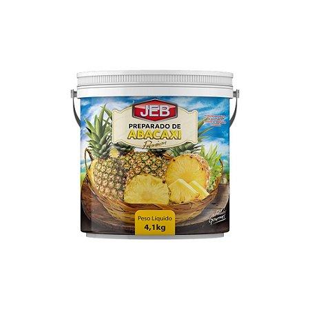 Polpa J.E.B. Abacaxi 4,1kg