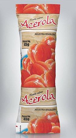 Embalagem BOPP Acerola 250gr