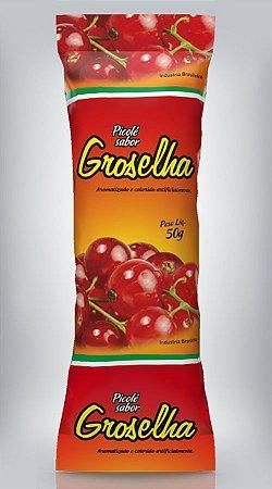Embalagem BOPP Groselha 250gr