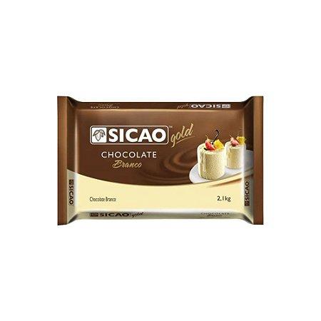 Chocolate Sicao Gold Branco 2,1kg