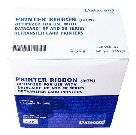 Ribbon Retransfer 568971-103 Ou 568971-503 Datacard Sr300