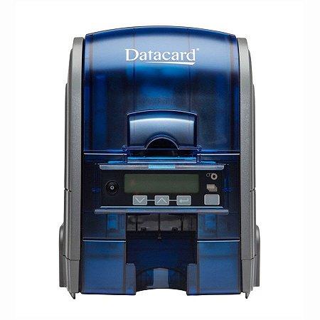 Impressora De Cartões E Crachás Datacard Sd160