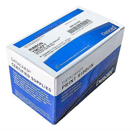 Ribbon Color c/ UV (YMCKT-F) 534100-003 p/ SD160/SD260/SD360 (300 impressões)