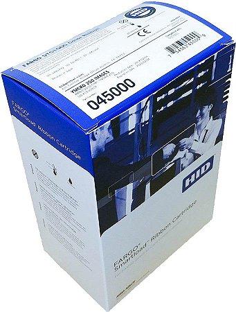 Fita de Impressão Colorida (YMCKO), 250 impressões p/ Fargo DTC1250e (ribbon Fargo cód. 45000)