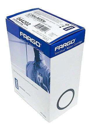 Fita de Impressão Preta K, 1.000 impressões p/ Fargo C30, Ribbon Fargo 44202