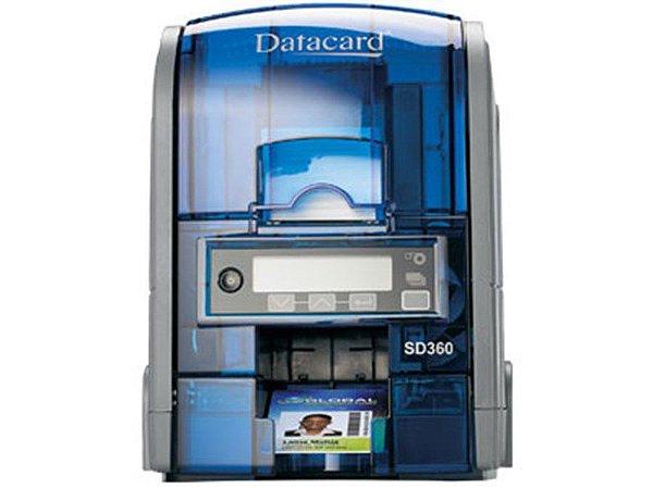 Impressora Datacard SD360 (Frente e Verso Automatico)