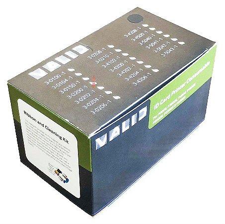 Fita de Impressão Preta K, 1.500 Impressões p/ linha P3000/ P3500/ P4000/ P5500 da Polaroid