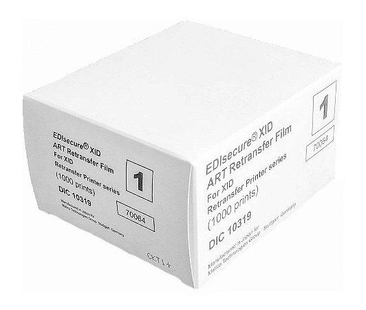 Fita Retransferência PR000819 P/ Impressora Matica XID8300 (Equiv. ao DIC10319)