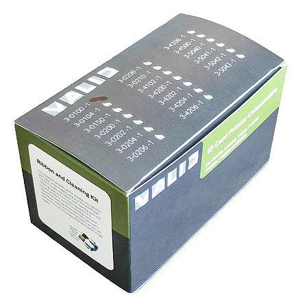 Ribbon Color Polaroid 3-0100-1 p/ Impressoras P3000 a P5500 (500 imp)