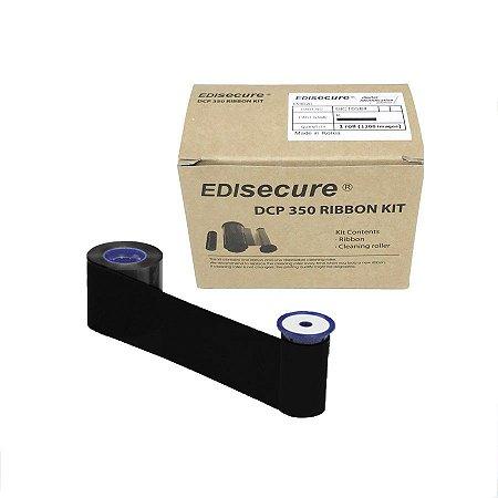 Ribbon Preto Matica para impressora DCP350 - 1200 impressões