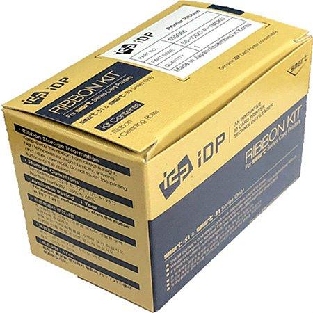 Ribbon IDP Color YMCKO para Smart51 - 250 impressões
