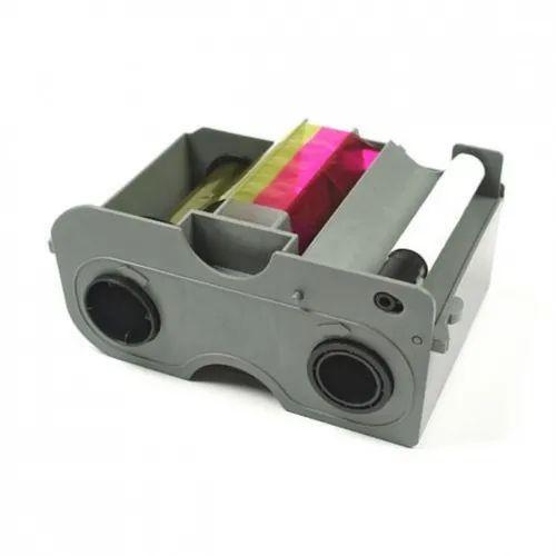 Ribbon Color Fargo Para Impressora C30 250 Impressões - 44200