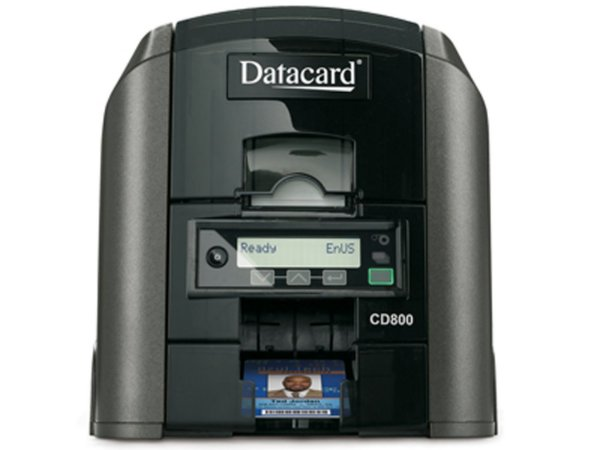 Impressora Datacard CD800 Duplex