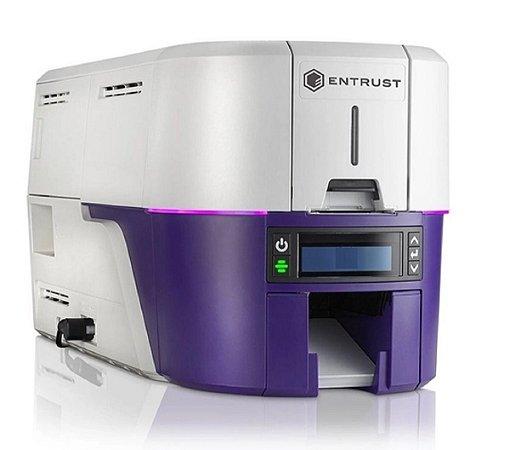Impressora de Crachás Datacard Sigma DS2 Duplex