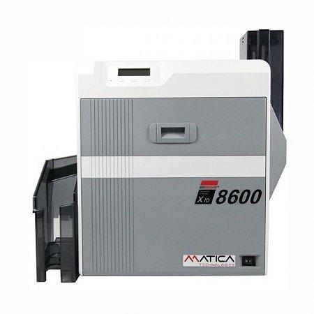 Impressora Retransferência Matica XID8600 Duplex