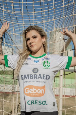 Camisa do Maringá Futebol Clube, modelo nº 2 - FEMININA - 2021