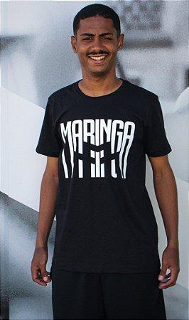 Camiseta Casual Maringá FC - Escudo - MASCULINA