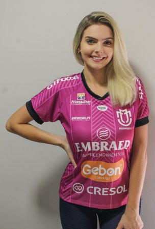 Camisa GOLEIRO Maringá Futebol Clube - FEMININA - 2021