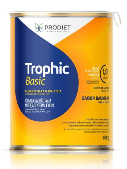 Trophic Basic - Pó 400g