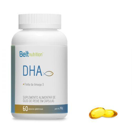 Belt DHA - 60 Cápsulas