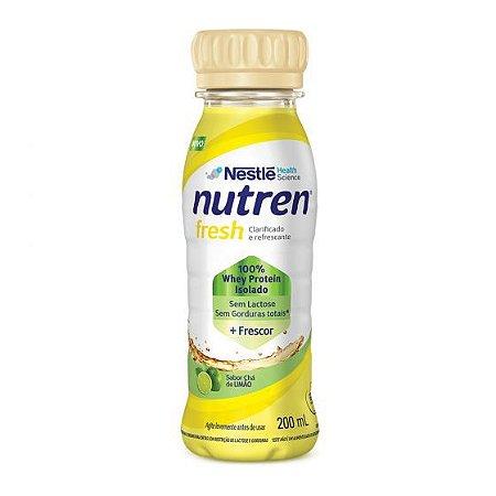 Nutren Fresh Nestlé - Chá de Limão - 200ml
