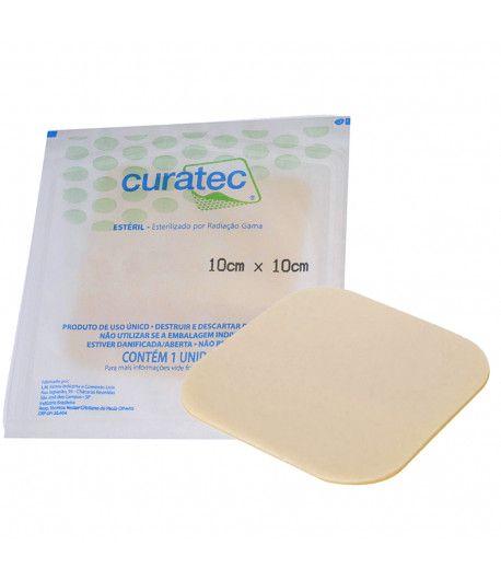 Curativo Hidrocoloide Standard Curatec - 10x10