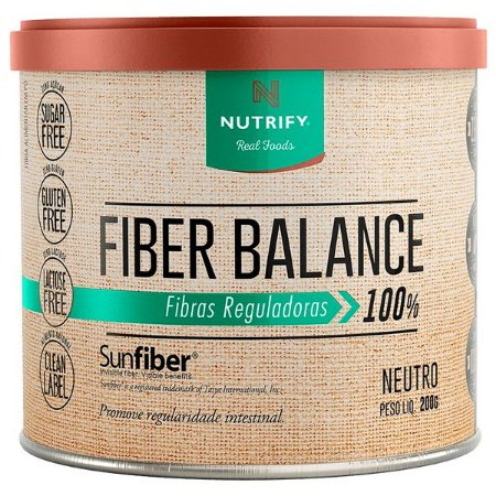 Fiber Balance Nutrify - Neutro - 200g