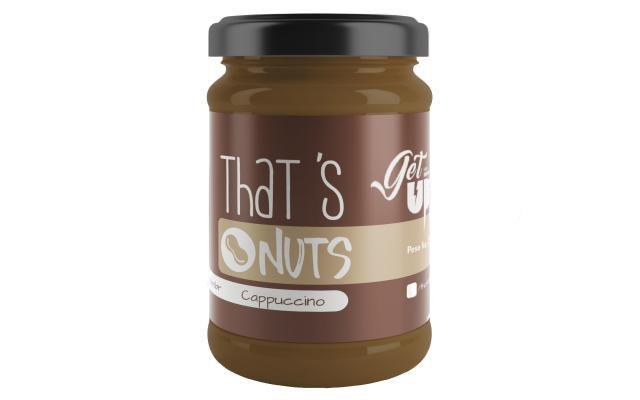 Pasta de Amendoim That's Nuts - Cappuccino - 240g