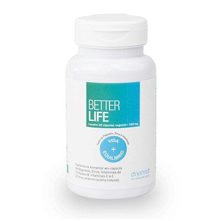 Better Life Divinitè 500mg - 60 Cápsulas