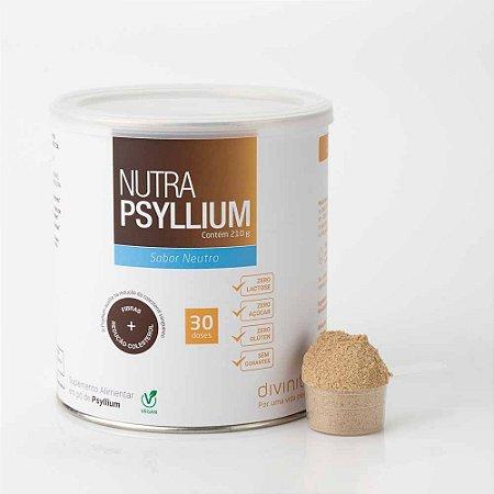 Nutrapsyllium Divinitè - Sabor Neutro - 210g