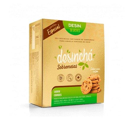 Desinchá Sobremesas - Cookies - 30 Sachês