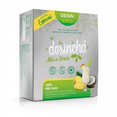 Desinchá Mix de Verão - Pina Colada - 30 Sachês