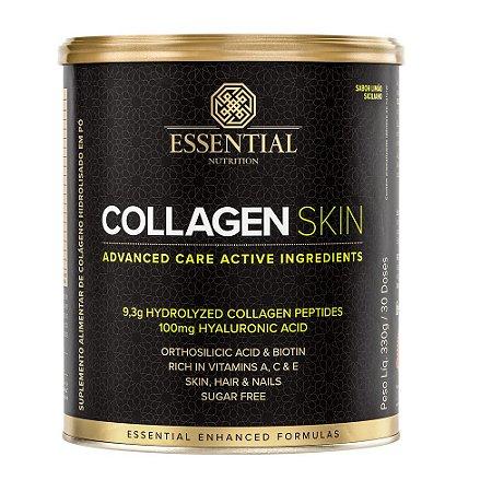 Collagen Skin Essential Nutrition - Limão Siciliano - 330g