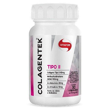 Colagentek II Vitafor - 30 Cápsulas