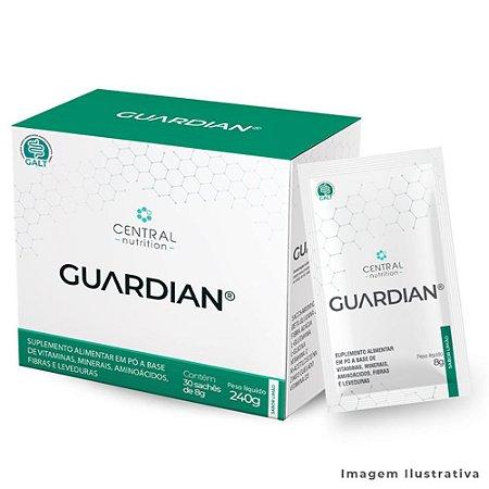 Guardian Limão 8g - 30 Sachês - Suplemento para Saúde do Epitélio Intestinal e Imunidade